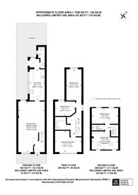 Large floorplan for Keogh Road, Stratford, E15