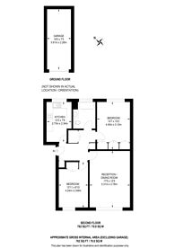 Large floorplan for Cornwall Road, Hatch End, HA5