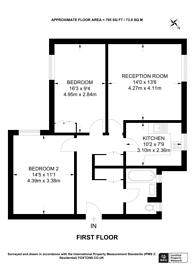 Large floorplan for Neptune Road, Harrow, HA1