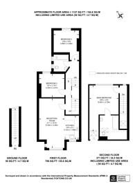 Large floorplan for West Hendon Way, NW9, Hendon, NW9