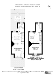 Large floorplan for Dartnell Road, Croydon, CR0