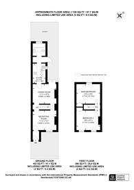 Large floorplan for The Drive, Thornton Heath, CR7