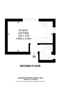 Large floorplan for Askew Crescent, Wendell Park, W12