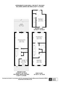 Large floorplan for Morland Road, Croydon, CR0