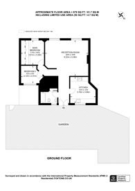 Large floorplan for High Street, Carshalton, SM5