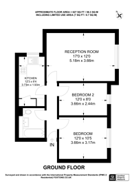 Large floorplan for Collapit Close, Harrow, HA1
