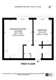 Large floorplan for Newington Green, Mildmay, N16
