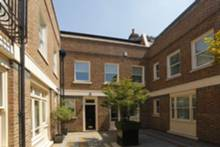 St Michaels Mews, Belgravia