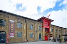 Western Gateway, Royal Docks