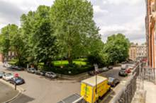 Nevern Square, Earls Court