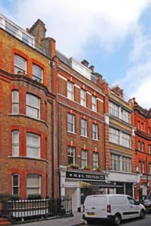 Great Titchfield Street, Marylebone