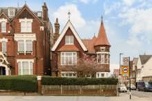 Clapham Common South Side, Abbeville Village