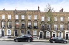 Amwell Street, Finsbury