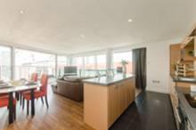 Balearic Apartments, Royal Docks