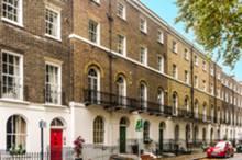 Regent Square, Bloomsbury