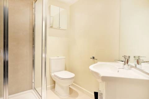 <b>Shower Room</b><span class='dims'> 6'8 x 6'2 (2.03 x 1.88m)</span>