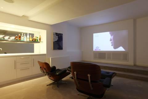Media Room in W8