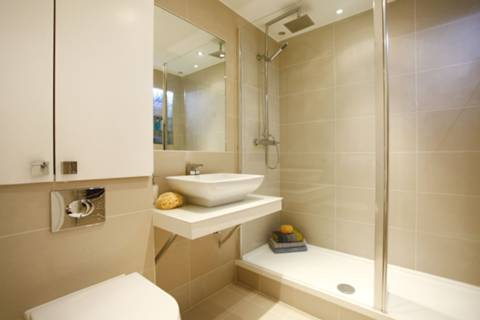 Shower Room in NW8