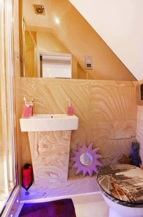 Shower Room in W4