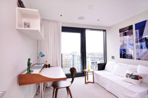 Third Bedroom in E1