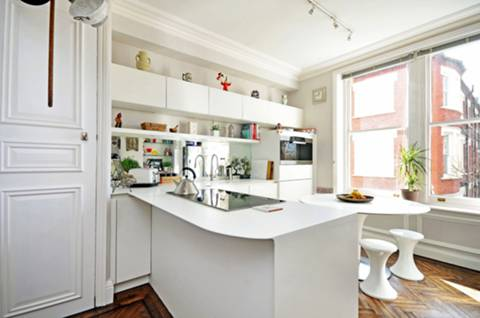 Kitchen in TW1
