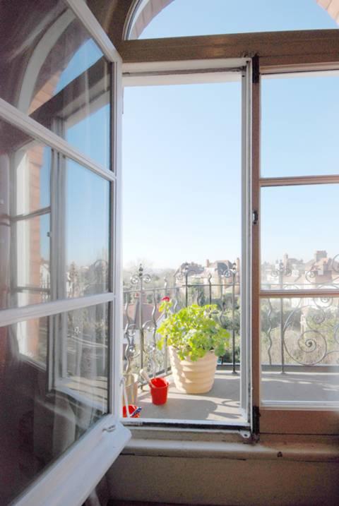Balcony in NW6
