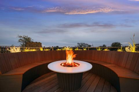 Roof Terrace in W6