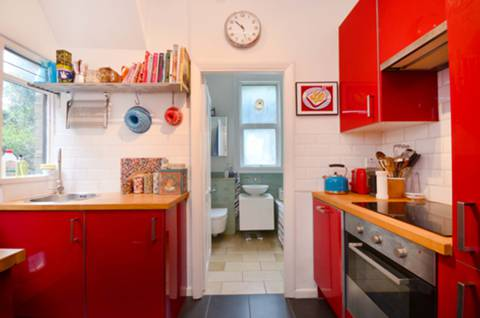 Kitchen in W4