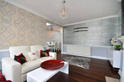 Reception Room in SW5