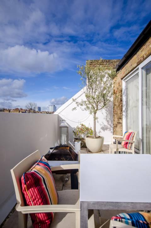 Terrace in NW1