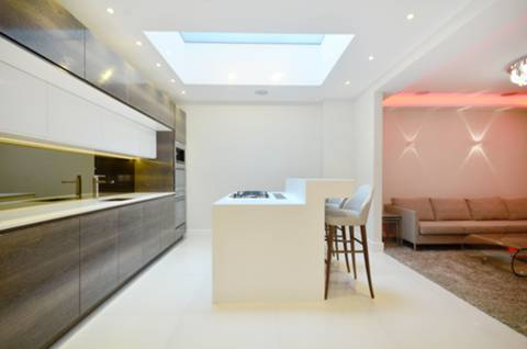 Kitchen in W2