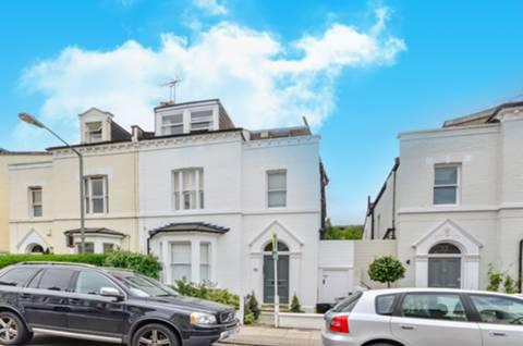 Disraeli Rd, London SW15, UK - Source: Foxtons