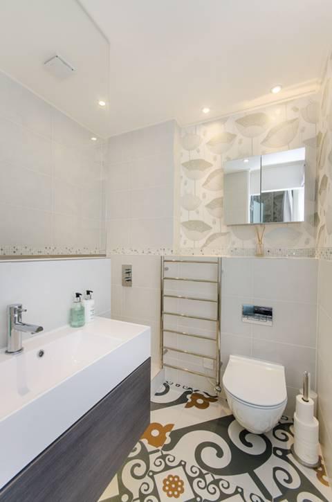 En Suite Shower Room in SW1P