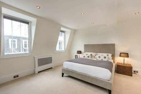 Third Bedroom in SW1X