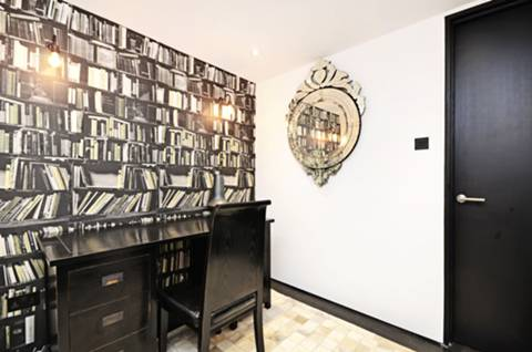 Reception Room in E8