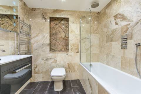 Bathroom in NW6
