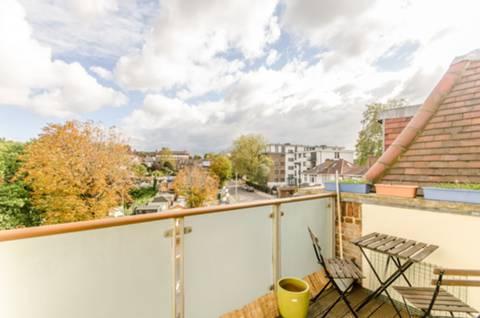 Balcony in SW16