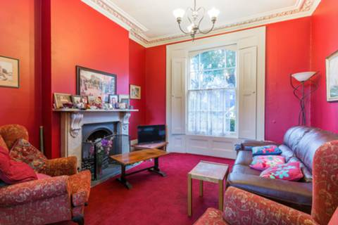 First Reception Room in E17
