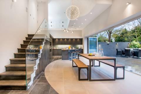 Kitchens into gardens