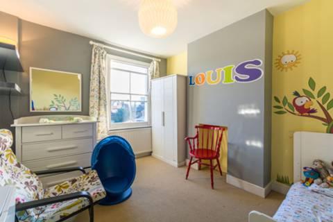 Third Bedroom in N16