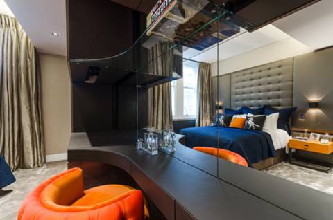Contemporary bedrooms