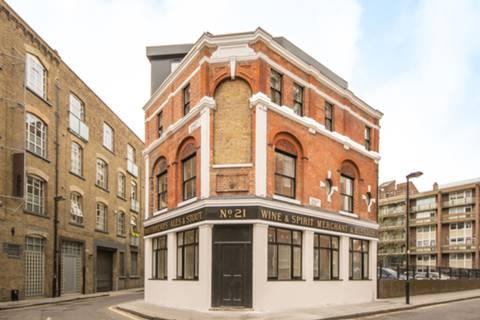 Dingley Rd, London EC1V, UK - Source: Foxtons