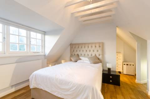 Master Bedroom in N2
