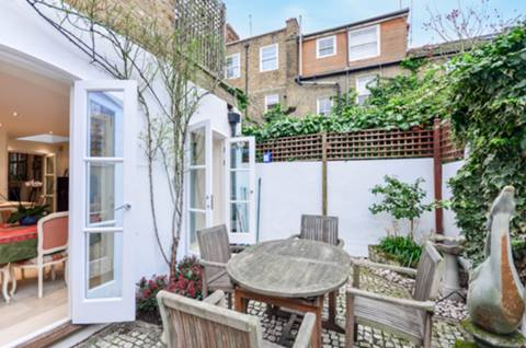 Patio in SW10