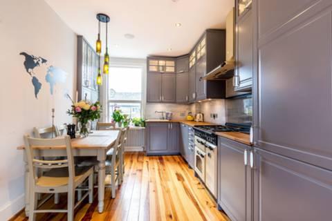 Kitchen in W9