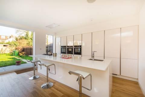 Kitchen in CR7