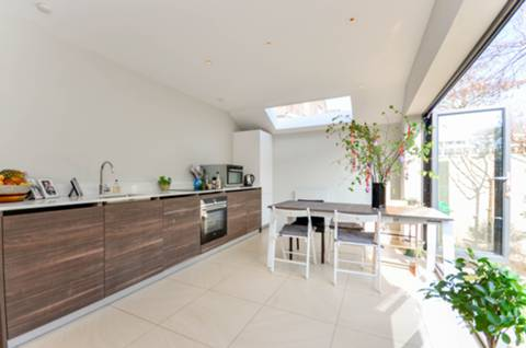 Kitchen/Dining Room in SW6