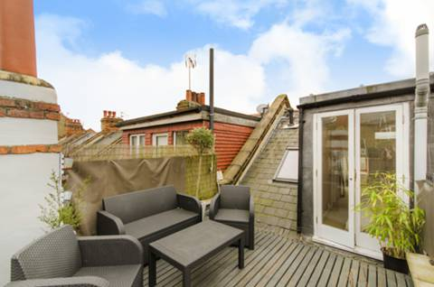 Roof Terrace in NW6