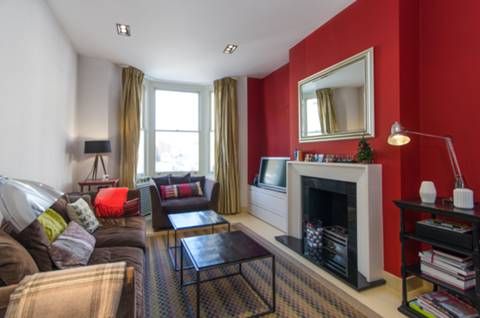 Double Reception Room in SW3