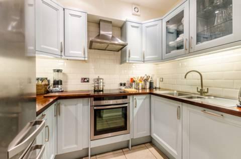 Kitchen in W11